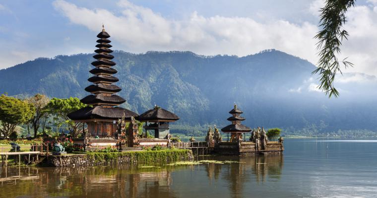 Bali og øerne. Rundrejse på egen hånd i 25 dage med C&C Travel fra 16.890 kr.