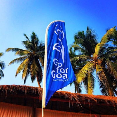 Yogaretreat Goa, Indien, Go for Goa, med Ilse Gaardahl, se wiseonlife.dk