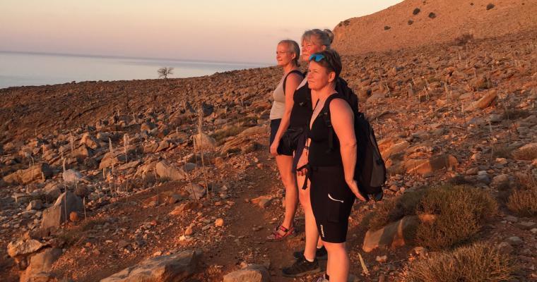 Vandring for ledere & selvstaendige - på Kreta med erhvervspsykolog