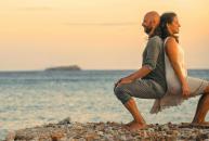 Yogaferie i Grækenland hver juli og september med Simon Jespersen, TriYogaKbh, se wiseonlife.dk
