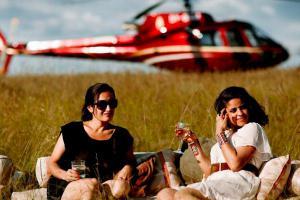 Safari og badeferie i Kenya - I Karen Blixens fodspor. En luksustur hvor længere transport foregår med fly. Se wiseonlife.dk