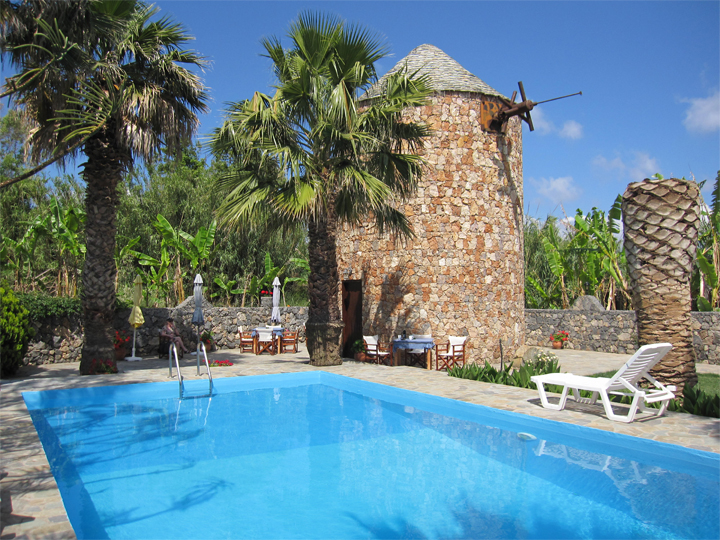 Sundhedsrejse på Kreta med Bettinna Delfs hver maj og september, se wiseonlife.dk