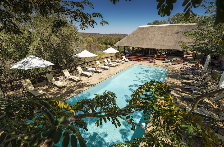Sydafrika, Nyati Safari Lodge i Great Kruger National Park, se wiseonlife.dk