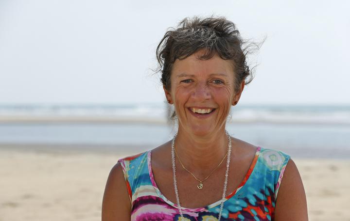Yogaretreat i Indien, Goa, Iyengaryoga med Ilse Gaardahl, GoforGoa, se wiseonlife.dk